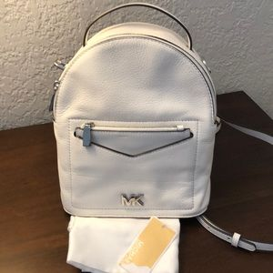 Michael Kors backpack,like new.